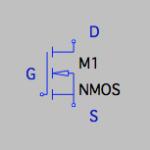 nmos symbol